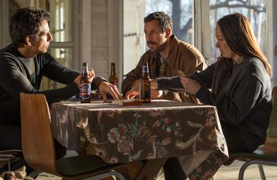 the Meyerowitz Stories : sur Netflix le 13 octobre