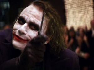 Joker is Bruce's Best Friend: The Dark Knight part 2 (3400 words)