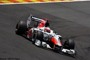 Pirelli acquiert une HRT de 2011