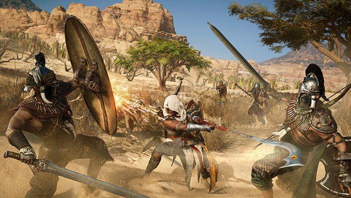 #Gaming #Culture : Un musée interactif sur l' #Egypte antique dans Assassin's Creed Origins ! #ACO