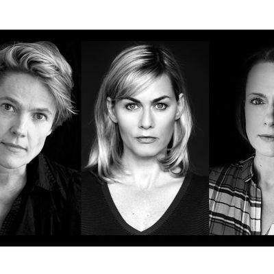 Drei Frauen aus Deutschland – eine literarische Revue am - 3. März 2018 im Theater im Park Bad Oeynhausen