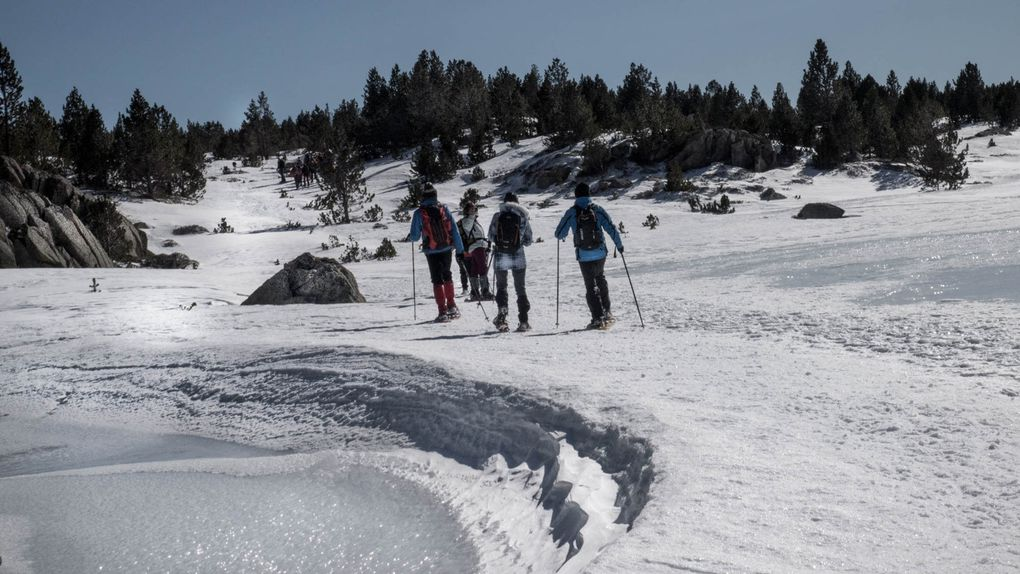 Album - Pyrénées hiver 2016