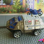ARMORED RESPONSE VEHICLE MATCHBOX - car-collector.net
