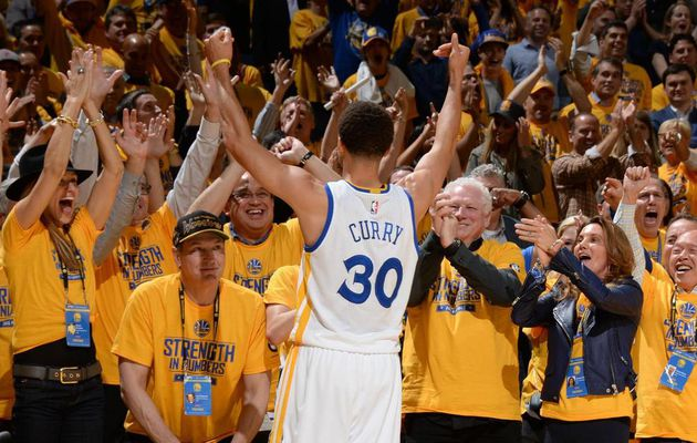 Le Top 10 de Stephen Curry en Playoffs