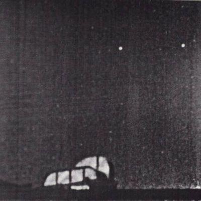 Le film OVNI couleur de Tremonton (1952)
