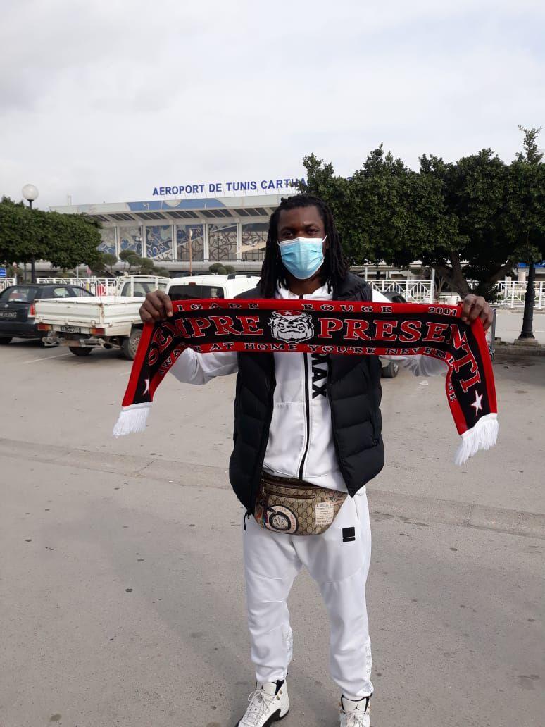Max Kouguere signe à l'Etoile Sportive du Sahel en Tunisie