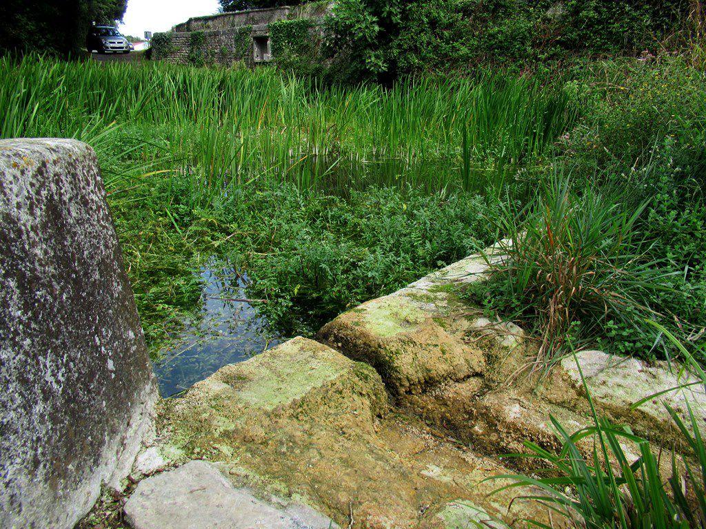 Le lavoir du bourg - le Douhet - 13 sept 2021