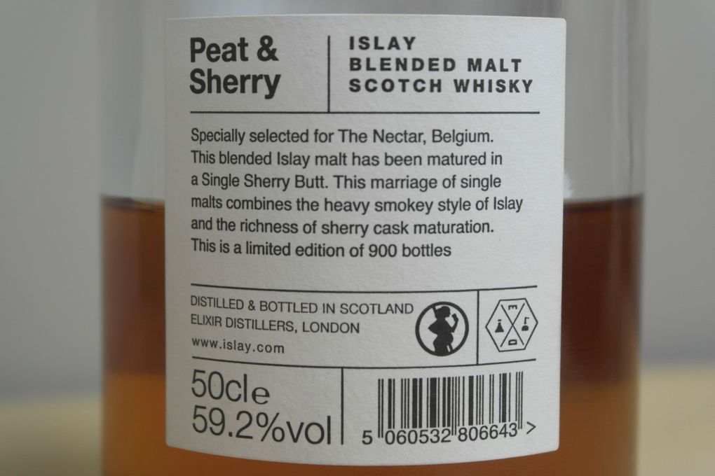 Peat and Sherry