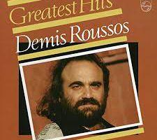 """Demis Roussos (bassiste et chanteur grec) / """"On écrit sur les murs"""" - """"Quand je t'aime"""" - """"My friend the wind"""""""