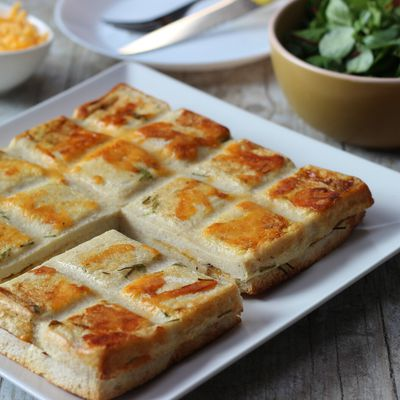 CROQUE TABLETTE FACON WELSH