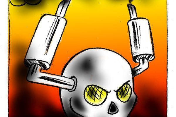 Santé : Pollution à l'ozone sous la canicule