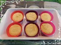 Muffins moelleux coeur chocolat