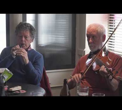 Traditional Irish Music Session in The Gallery Pub, Arklow, Co. Wicklow
