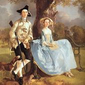 Gainsborough - Mr and Mrs Andrews - LANKAART