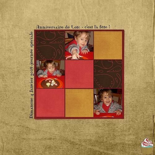 Album - pages-de-digiscrap