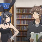Rascal Does Not Dream of Bunny Girl Senpai - Anime en streaming VOSTFR, HD et légal sur Wakanim.TV