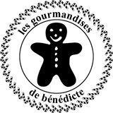 """Je vous fais gagner deux livres """" Les Gourmandises de Bénédicte"""" pour les fêtes 2015 ."""