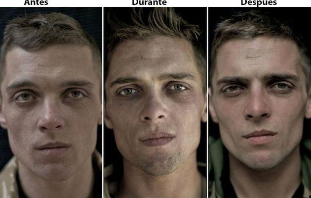 Antes y después de la guerra