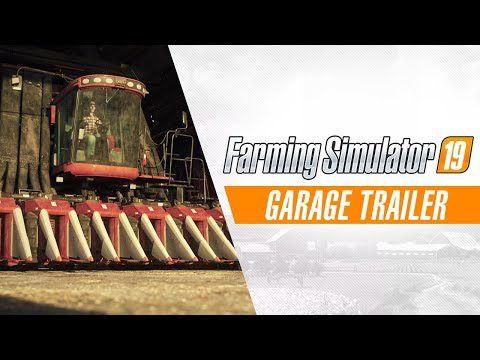 [ACTUALITE] Farming Simulator 19 dévoile son Trailer Garage