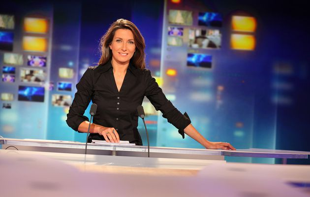 TF1 : Anne-Claire Coudray maman d'une petite fille