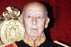 Spanish dictator Franco 'only had one testicle'