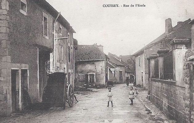 COUSSEY
