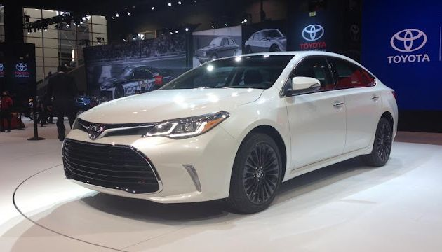 2016 Toyota Avalon XLE Fantastic Review!