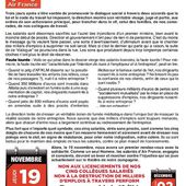CGT AIR-FRANCE : La Direction tranche dans le vif (tract]r - Commun COMMUNE [El Diablo]