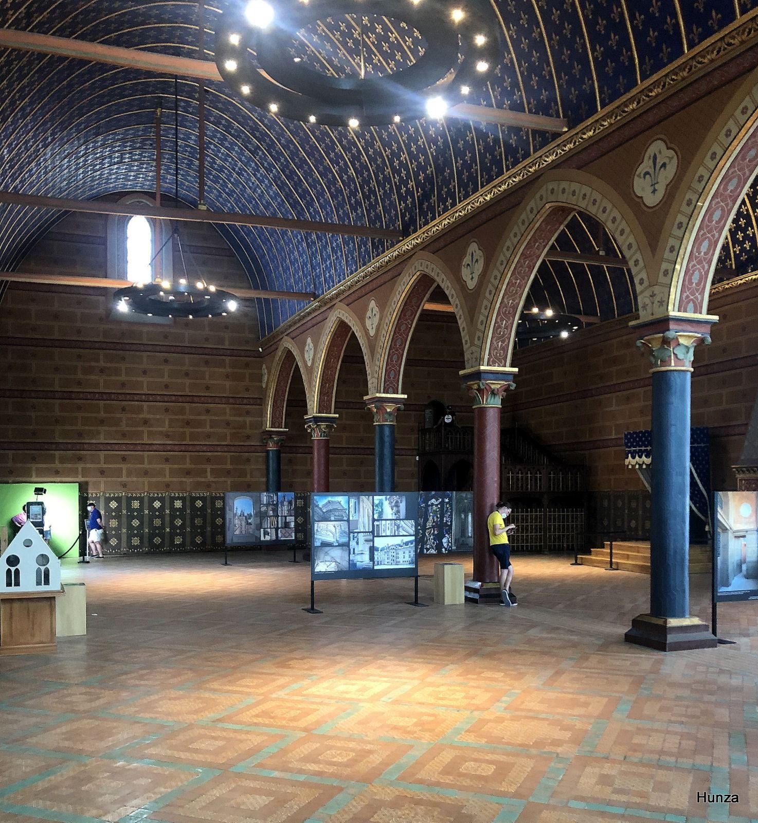 Blois, salle des Etats Généraux