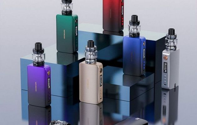 Test - Box - Clearomiseur - Kit box Gen et SKRR-S de chez Vaporesso