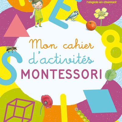 Un cahier d'activités Montessori