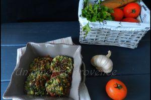 Tomates à la provençale (recette de ma grand-mère)