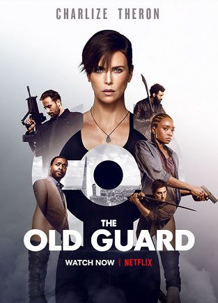 the-old-guard netflix le bon coin film 2020