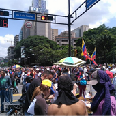 Venezuela : Une journaliste attaquée par des opposants - Viva Venezuela