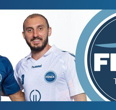 Gamme Pro hummel Fenix Toulouse Handball 2018 2019