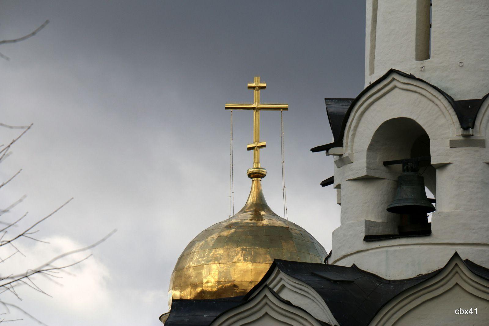 Cathédrale de la Trinité, Laure de la Trinité-Saint-Serge (Serguiev Posad)