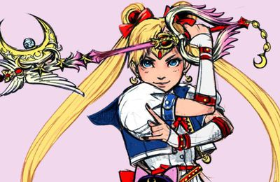 Sailor Moon version Kingdom Hearts