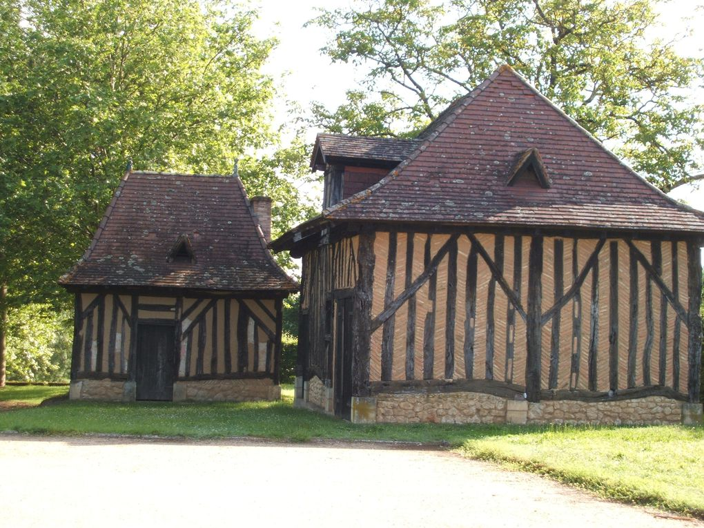 le patrimoine autour de Neuvic et Saint Astier