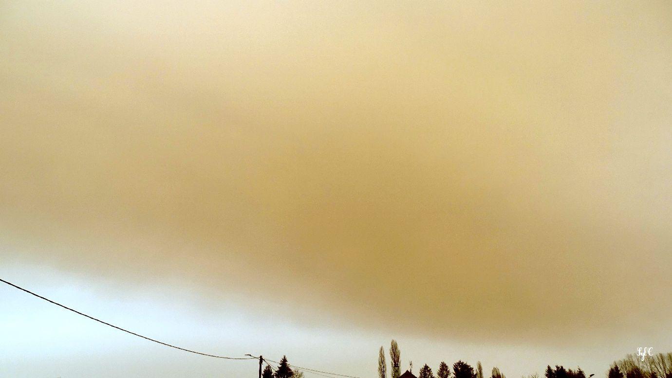 Nuage de sable