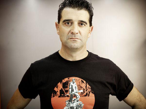 marc hurtado, un franc-tireur et un forcené de l'expérimentation, la moitié du séminal groupe étant donnés mais aussi des collaborations notamment avec alan vega