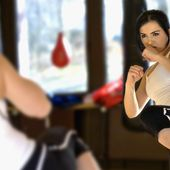 Building A Better Mind And Body With Kickboxing
