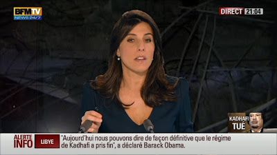 2011 10 20 @21H00 - NATHALIE LEVY - BFM TV - EDITION SPECIALE