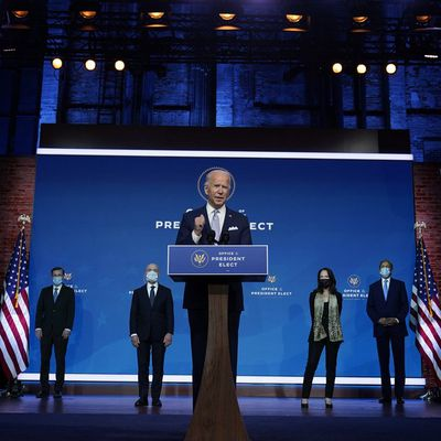 Biden Introduces National Security Team, Declares 'America is Back'