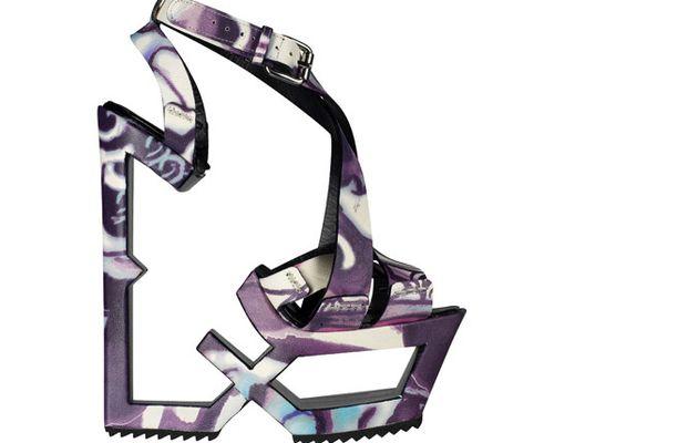 Escarpins ... Le délire des designers !!!