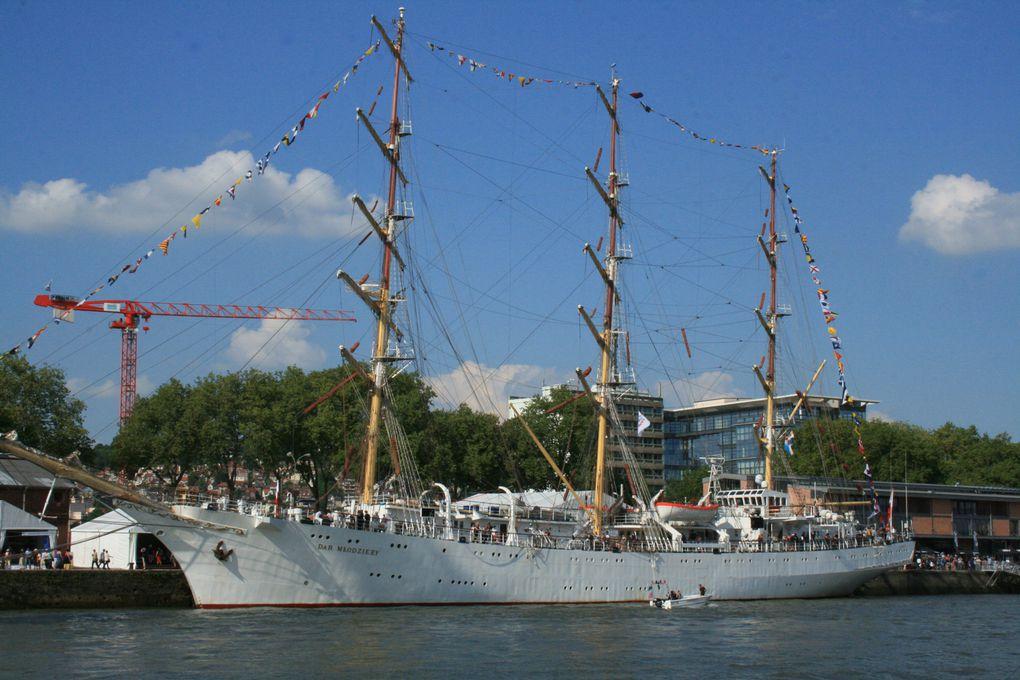 Envie d'évasion et de rêve... L' Armada de la liberté
