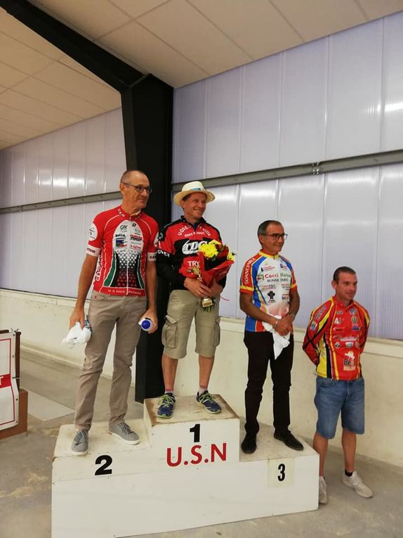 Album photos de la course 3, J et PC de Nogent le Rotrou (28) avec la victoire de Paul Lecomte (VC Lucéen) et les podium des autres épreuves
