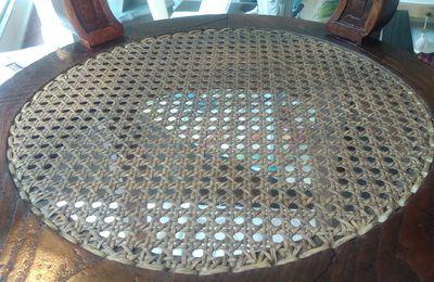 CANNAGE et PAILLAGE réparation chaises et fauteuil par spécialiste