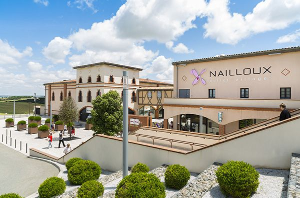 Nailloux Outlet Village bernieshoot