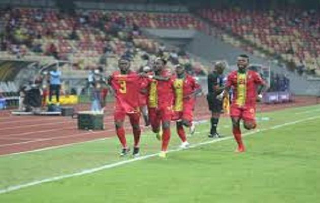 African Nations Championship: Congo-Brazzaville advance to quarter-finals after beating Libya 1-0