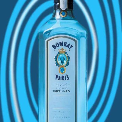 BomBay Paris - London Dry Gin